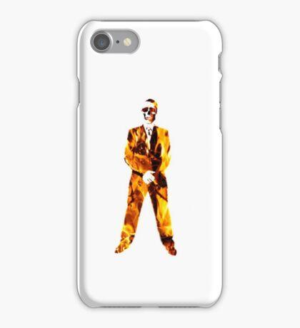 Skull Suit iPhone Case/Skin