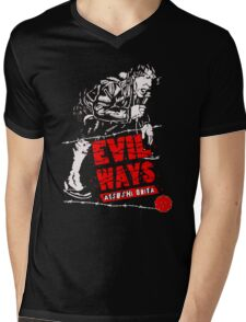 FMW W*ing BJPW Onita t shirt Mens V-Neck T-Shirt