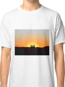 Independence Day Sunset in Zanesville Classic T-Shirt