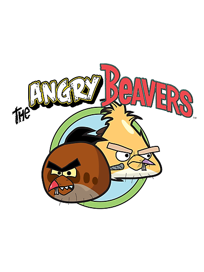 The Angry Beavbirds by Andrew Kinsey
