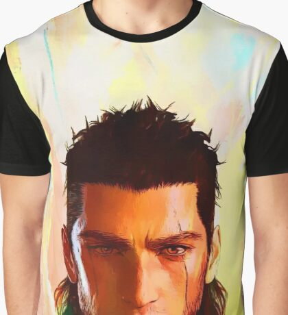 Gladiolus Amicitia Graphic T-Shirt