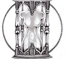 Hourglass Figure by Shani Ghosh