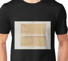 0044 Aethiopen Dynastie XXV 3 Barkal Jebel Barkal Altar im grossen Tempel Unisex T-Shirt