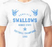 Honolulu Swallows softball Unisex T-Shirt