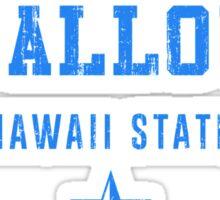 Honolulu Swallows softball Sticker
