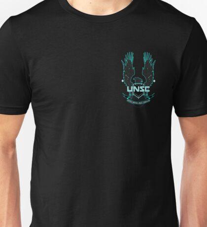 Halo 4 UNSC logo Unisex T-Shirt