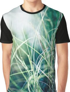 Angel-Grass Graphic T-Shirt