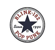 Blink 182 Photographic Print