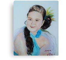 Wonderful Sixteen Canvas Print
