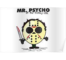 Mister Psycho Poster