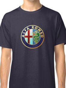 Alfa Romeo Merchandise Classic T-Shirt