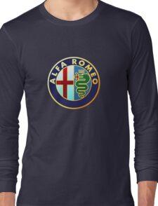 Alfa Romeo Merchandise Long Sleeve T-Shirt