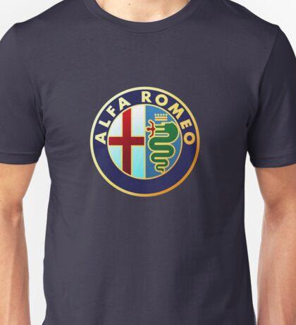 Alfa Romeo Merchandise Unisex T-Shirt