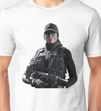 Ash Rainbow 6 Siege - full Unisex T-Shirt