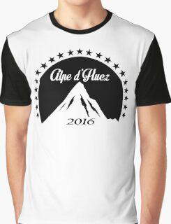 Alpe d'Huez 2016 Graphic T-Shirt