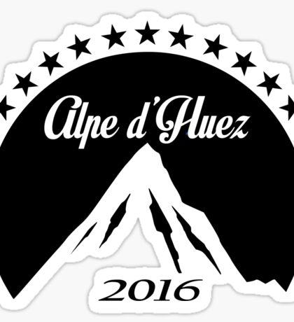 Alpe d'Huez 2016 Sticker