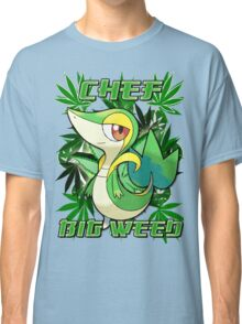 snivy, chef big weed Classic T-Shirt