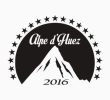 Alpe d'Huez 2016 One Piece - Short Sleeve