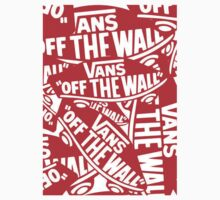 Vans - Off The Wall One Piece - Short Sleeve