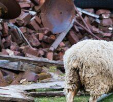 Brickheap Sheep Sticker
