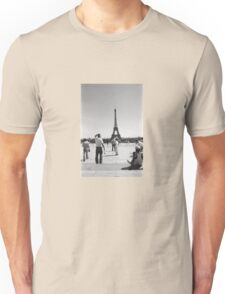 Paris. Eiffel Tower. Film Camera Photography ® Unisex T-Shirt