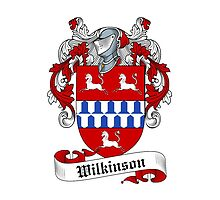 Wilkinson  by HaroldHeraldry