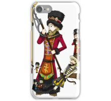 Renaissance Map of Russia iPhone Case/Skin