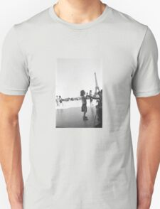 Eiffel Tower. Paris. France. Ice Cream ® Unisex T-Shirt