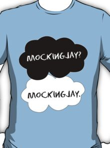 The fault in our Mockingjay T-Shirt