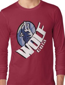 Wolf Cola Long Sleeve T-Shirt