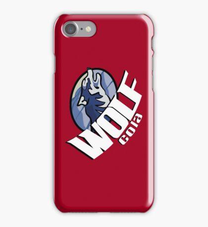 Wolf Cola iPhone Case/Skin