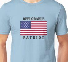 Deplorable Patriot Design Unisex T-Shirt