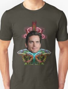 Matt Bomer, Chameleon and Flytrap Unisex T-Shirt