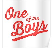 One of The Boys Poster