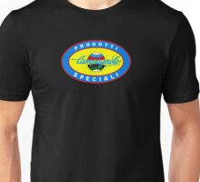 Vintage Classic Campagnolo Blue Oval Logo Unisex T-Shirt