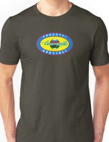 Vintage Classic Campagnolo Blue Oval Logo Unisex T-Shirt