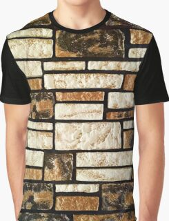 VIlla Brickpaper Graphic T-Shirt