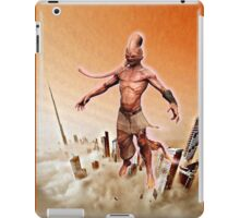 The Wrath of buu iPad Case/Skin
