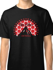 Alpe d'Huez (Red Polka Dot) Classic T-Shirt