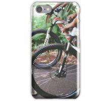 Park biker iPhone Case/Skin