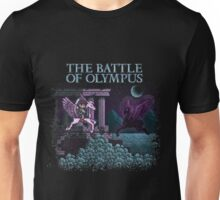 The Olympus of Battle Unisex T-Shirt