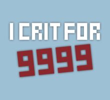 I Crit for 9999 Kids Clothes