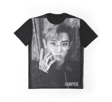 Chanyeol EXO Graphic T-Shirt
