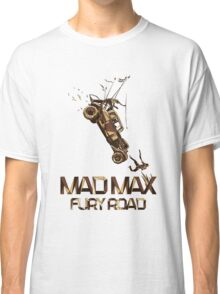 Mad Max Fury Road Art Classic T-Shirt