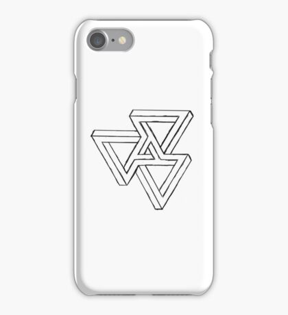 Impossible Isometric  iPhone Case/Skin