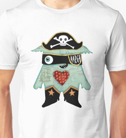 Pirate Monster Unisex T-Shirt