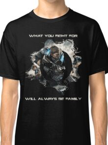 GOW Logo Quote Classic T-Shirt