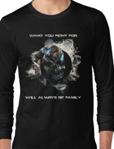 GOW Logo Quote Long Sleeve T-Shirt