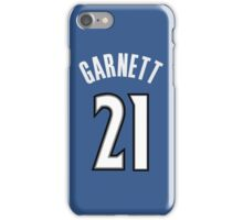 Kevin Garnett iPhone Case/Skin
