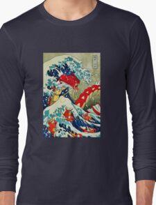 Gyarados pokemon Long Sleeve T-Shirt
